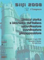 [Società Internazionale di Linguistica e Filologia Italiana - X Congresso